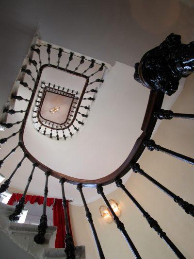 Grand Hôtel Mont-Dore - Escalier