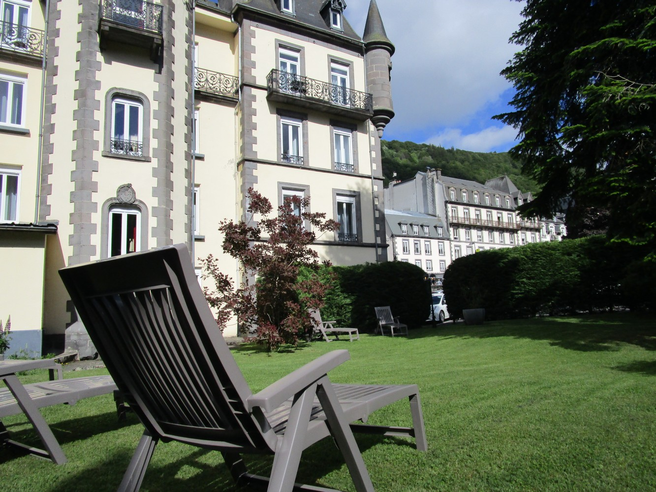 Le jardin du Grand-Hôtel - photo 5