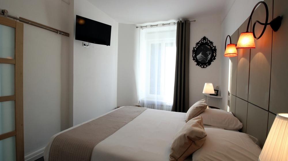 Grand Hôtel Mont-dore - chambre