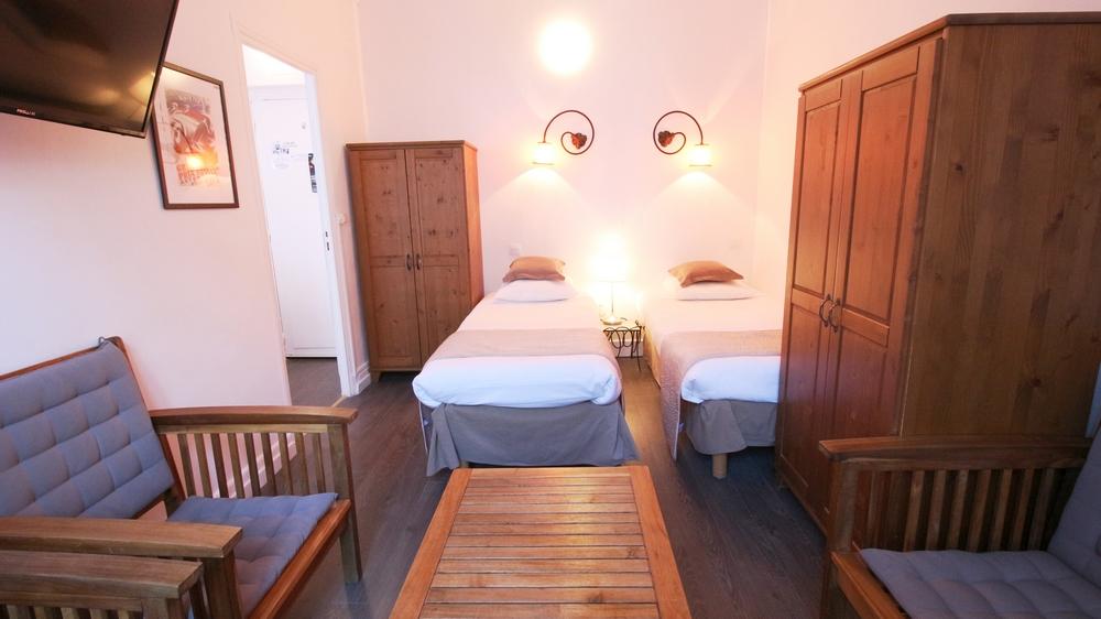 grand hotel Mont Dore - les chambres