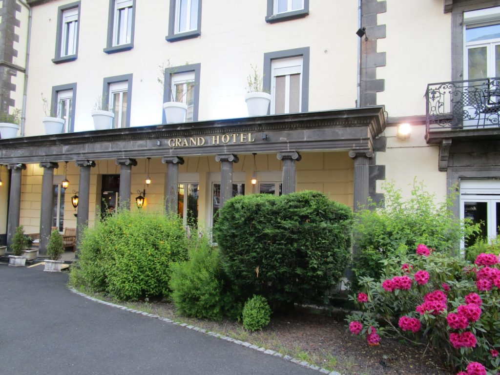 Grand Hotel ** Le Mont Dore Sancy