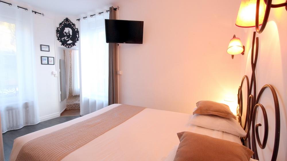 Chambre familiale Grand Hotel Mont Dore