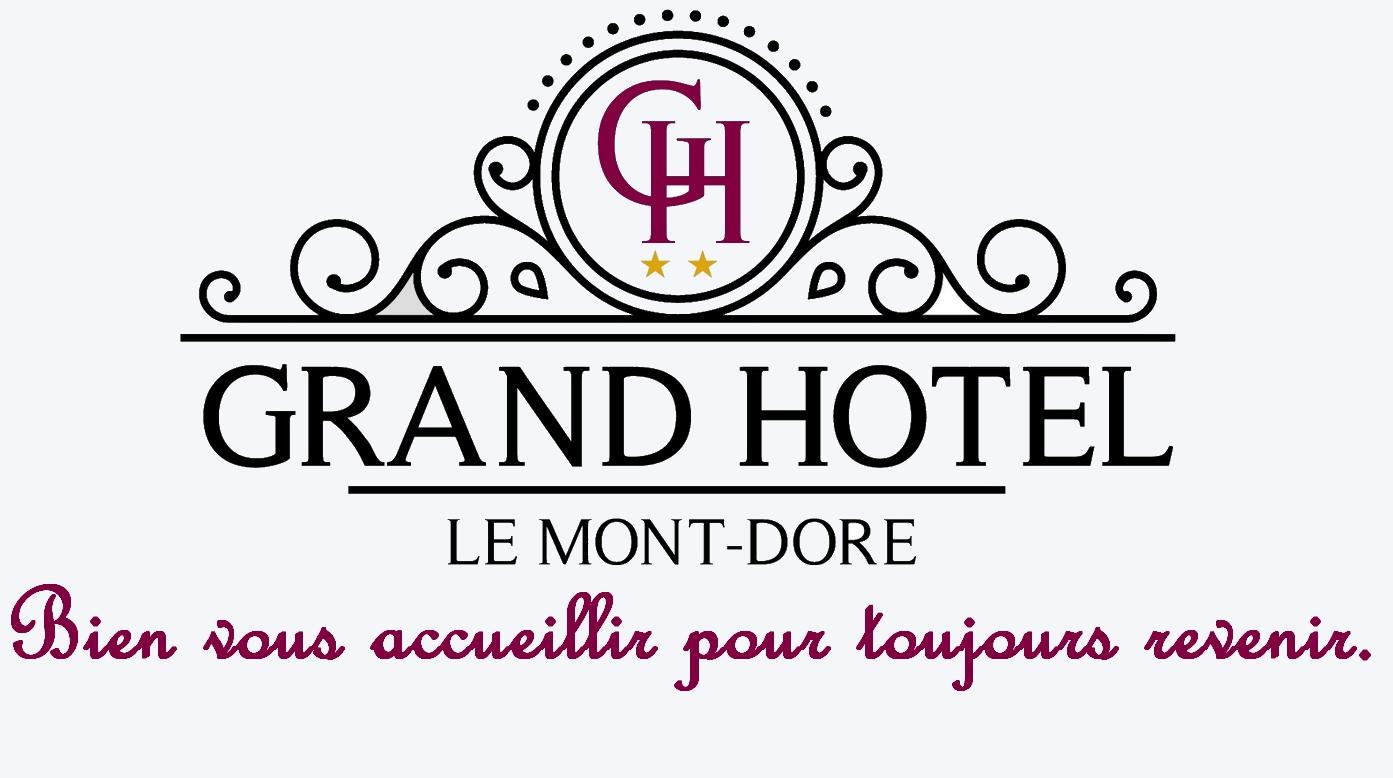 Grand Hôtel Le Mont-Dore  Hôtel ** Auvergne France Logo
