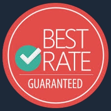 best rate garanteed
