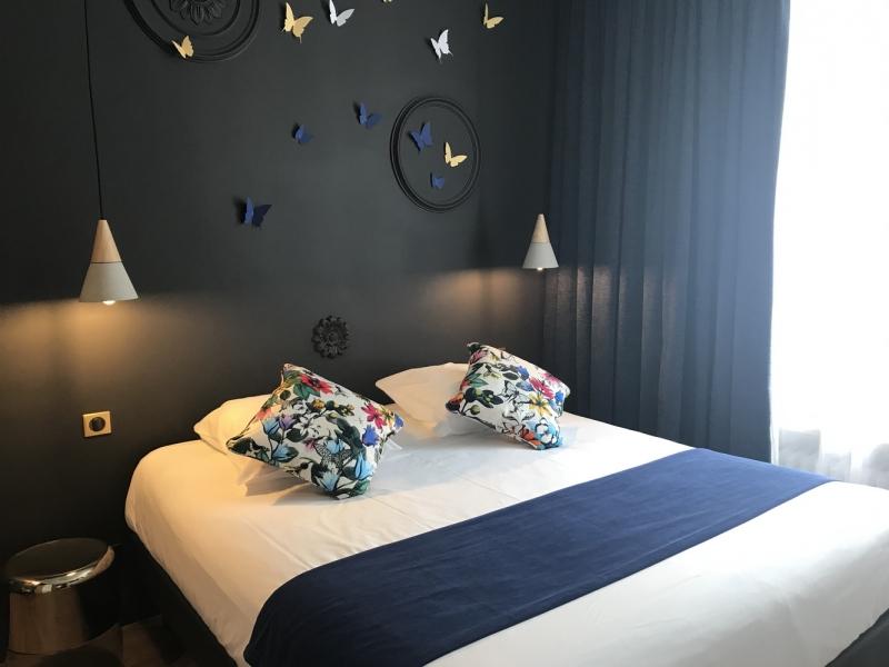 Grand Hotel Mont Dore Chambre 17