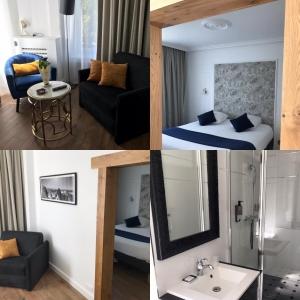 chambre suite Grand Hôtel Mont-Dore
